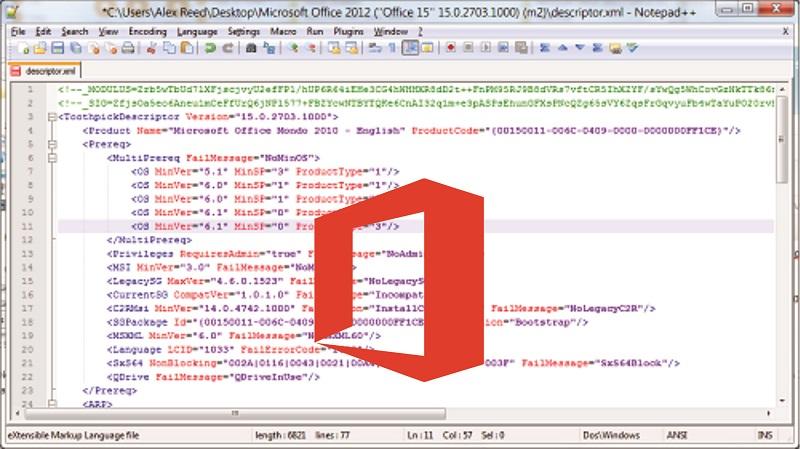 Estensione .XML Cosa sono e come aprire questo tipo di file? 23