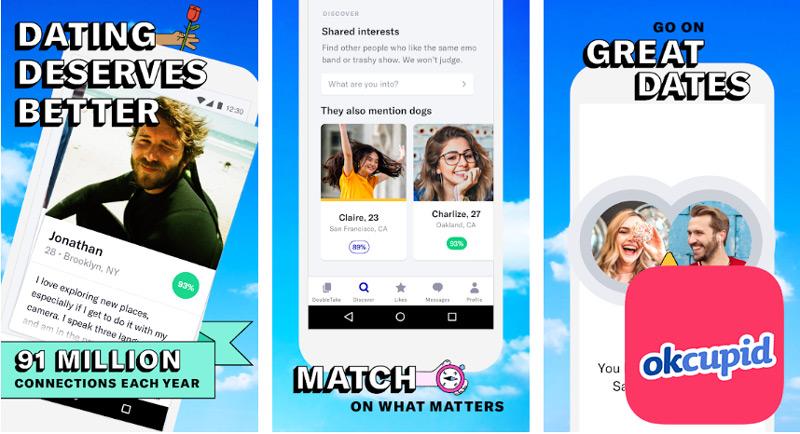 Quali sono le migliori applicazioni per flirtare dal tuo telefono Android o iPhone? Elenco 2019 6