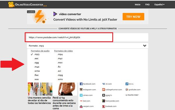 Come scaricare video online senza installare programmi in nessun browser Web? Guida passo passo 1