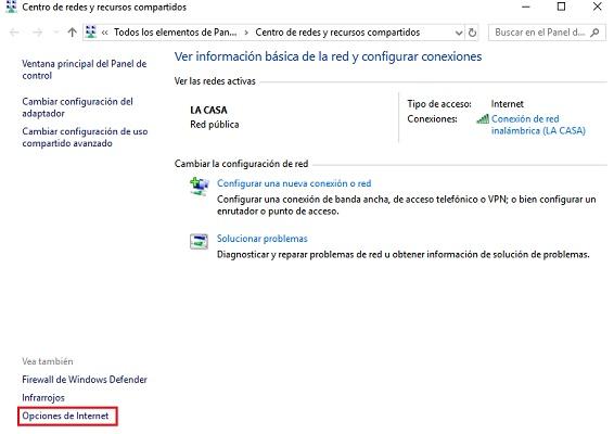 Opzioni Internet in Windows 10, 8 e 7: a cosa servono ea cosa servono? 10
