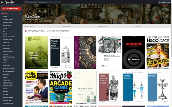 Quali sono le pagine migliori per scaricare libri digitali, ePub, eBook o PDF? Elenco 2019 28