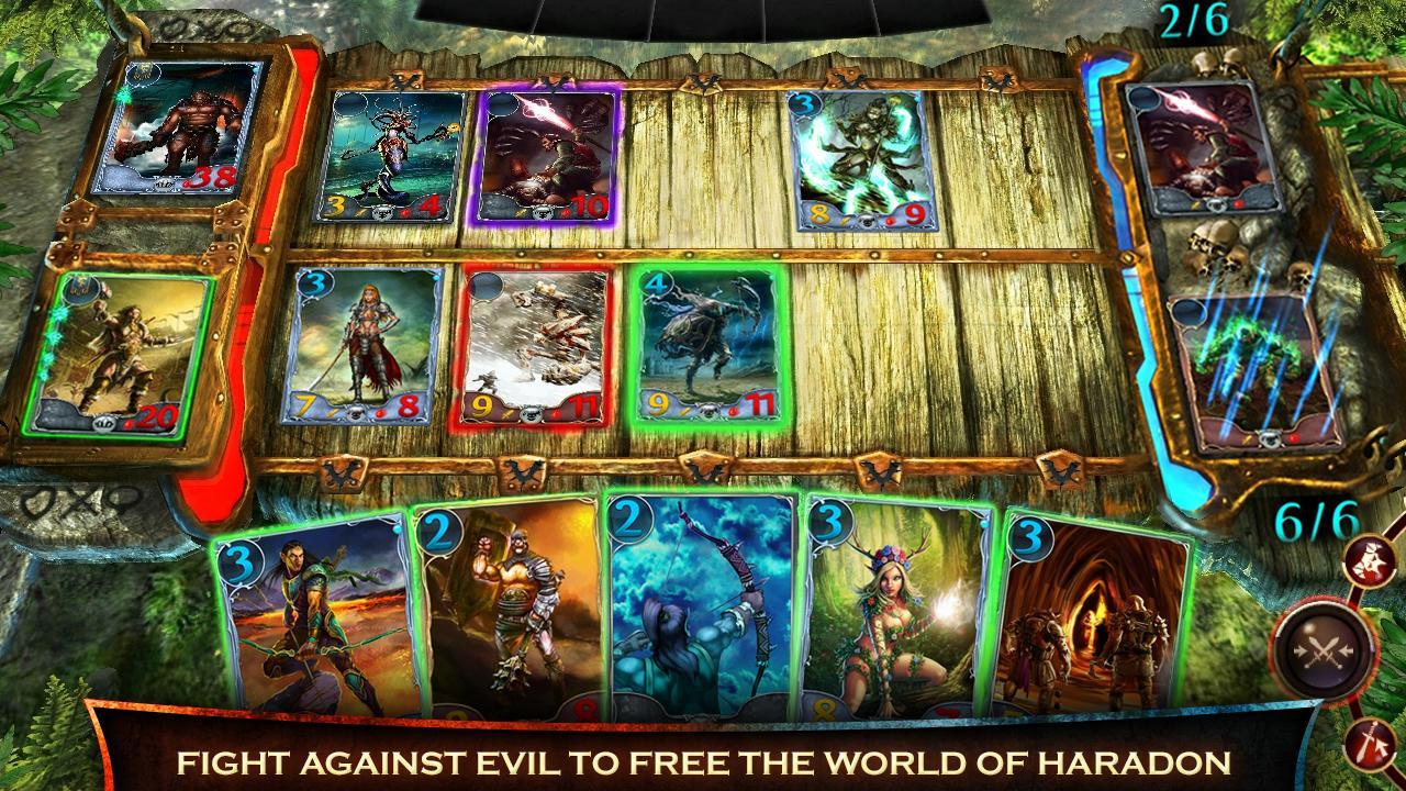 I migliori trucchi per Order & Chaos Duels 2