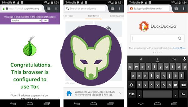 Quali sono i migliori browser anonimi per navigare in Internet in privato? Elenco 2019 9
