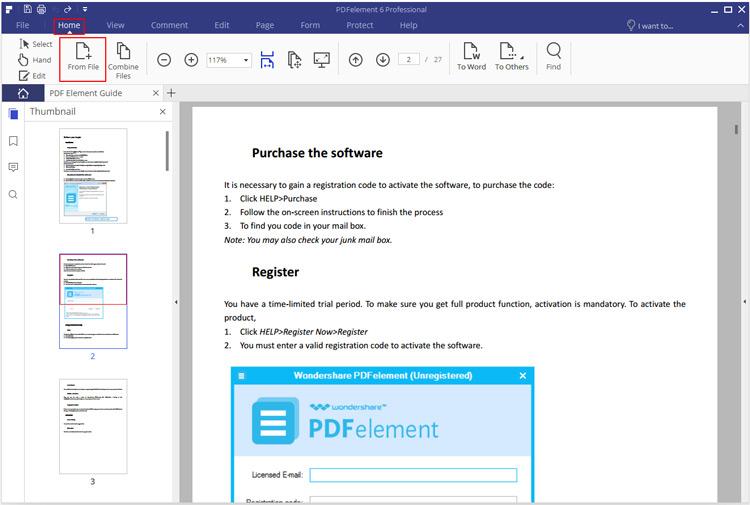 Quali sono i migliori programmi per modificare un file PDF? Elenco 2019 2