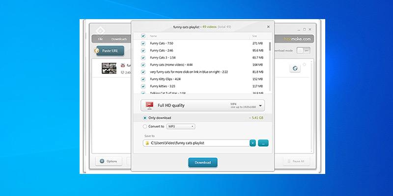 Come scaricare video da Vimeo per guardarli senza una connessione Internet? Guida passo passo 1