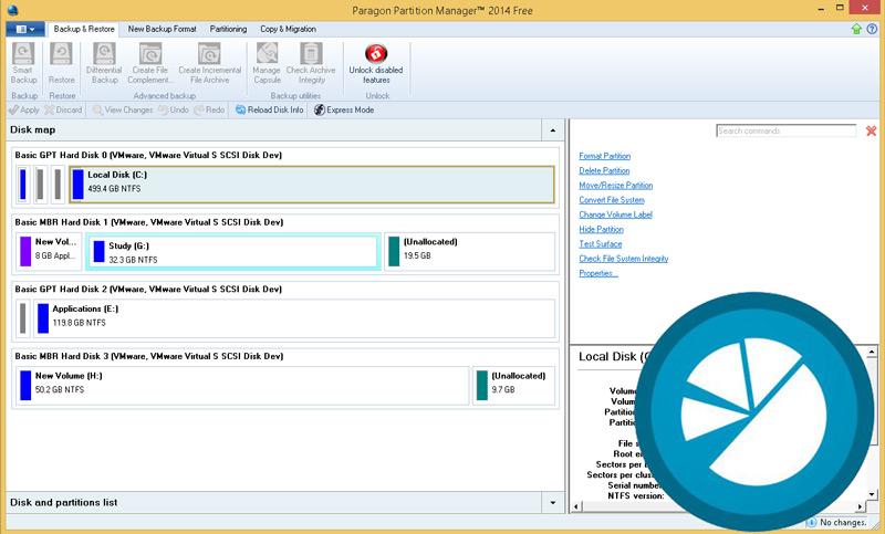 Quali sono i migliori programmi per creare e gestire partizioni del disco rigido su Windows e Mac? Elenco 2019 3
