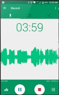 Quali sono le migliori app per registrare memo audio o vocali su telefoni Android? Elenco 2019 8