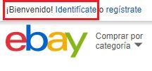 Come accedere a eBay in spagnolo in modo facile e veloce? Guida passo passo 1