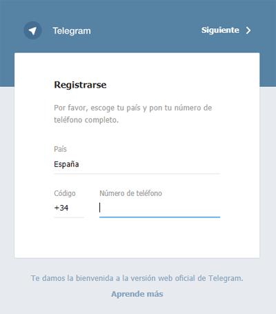 Come creare un account in Telegram Messenger? Guida passo passo 6