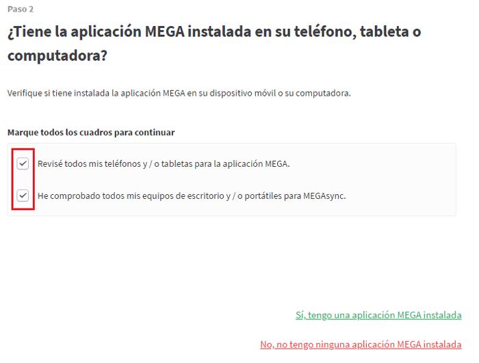 Come accedere a Mega (Mega.nz Limited) in spagnolo facilmente e rapidamente? Guida passo passo 11