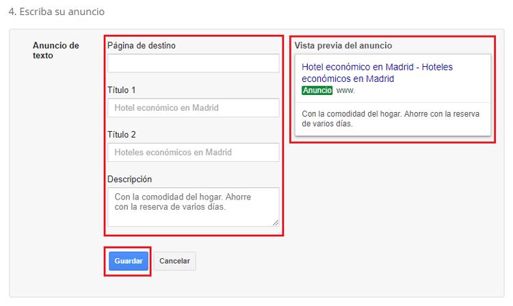 Come creare un account Google Adwords in modo rapido e semplice? Guida passo passo 5