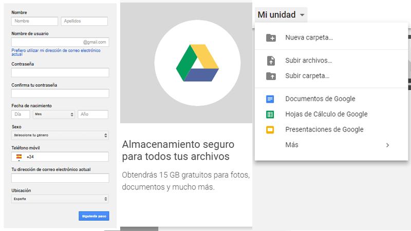 Come creare un account su Google Drive? Guida passo passo 2