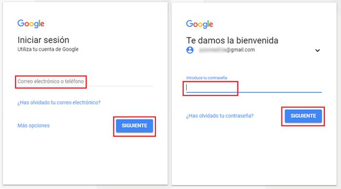 Come accedere a Google? Guida passo passo 2