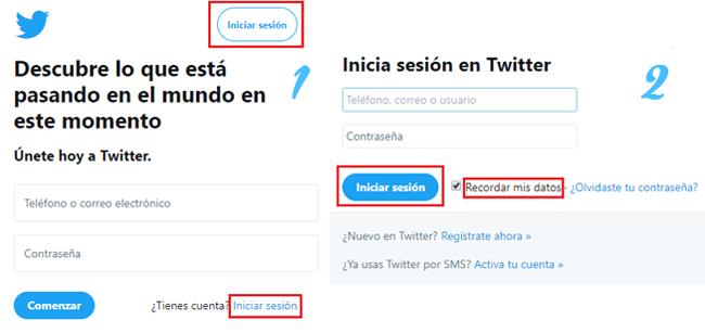 Come eliminare un account Twitter per sempre? Guida passo passo 1