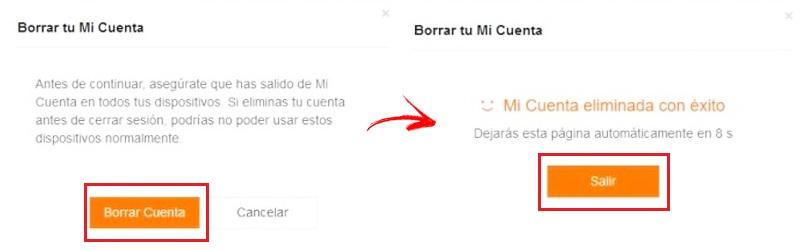 Come eliminare un account Xiaomi MI facile e veloce per sempre? Guida passo passo 4