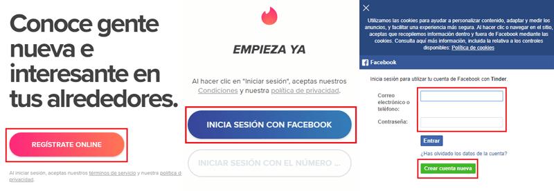 Come creare un account in Tinder gratuitamente in spagnolo facile e veloce? Guida passo passo 6