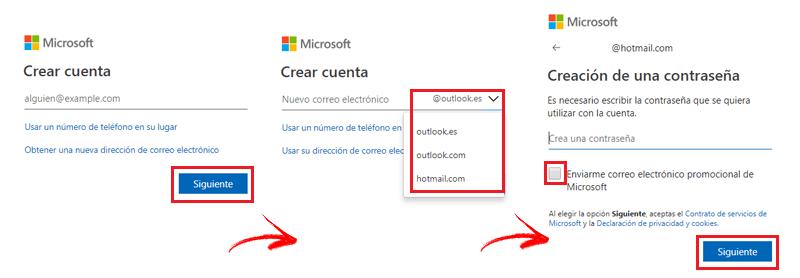 Come creare un account Microsoft semplice e veloce? Guida passo passo 1