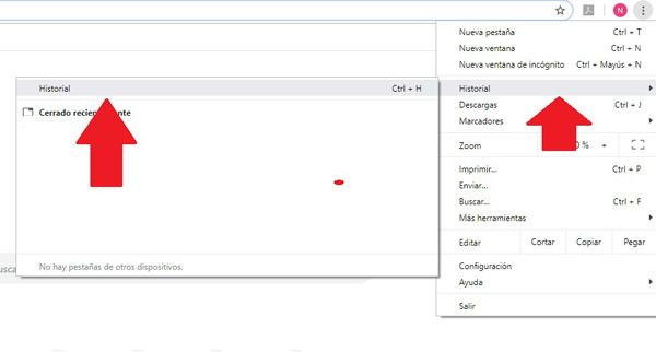 Cronologia di navigazione di Google Come visualizzare, configurare, eliminare e scaricare tutto? 13