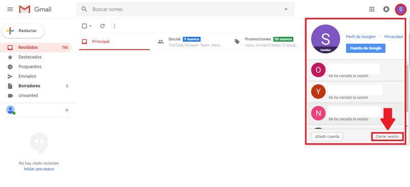 Come modificare l'account Google Gmail predefinito? Guida passo passo 9