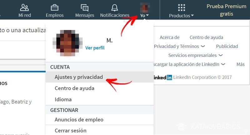 Come eliminare un account LinkedIn per sempre? Guida passo passo 2