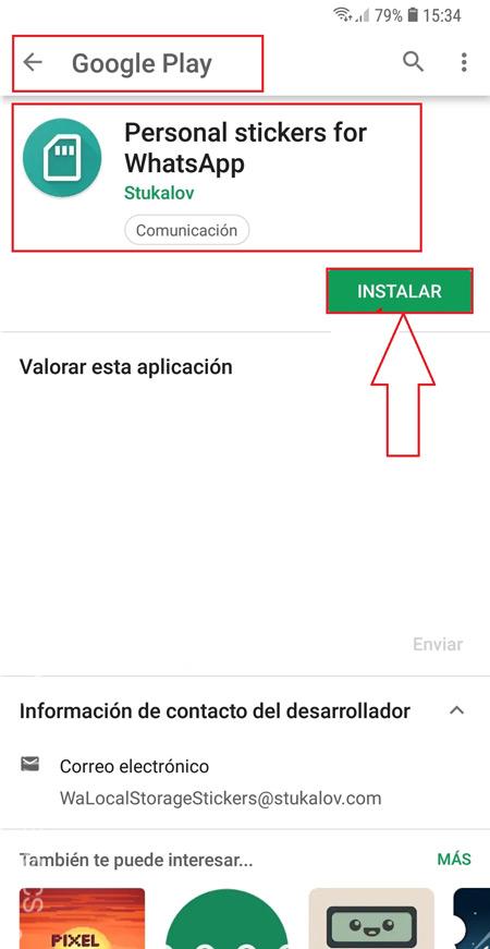 Come creare e personalizzare adesivi nuovi e divertenti per WhatsApp Messenger su Android e iOS? Guida passo passo 1