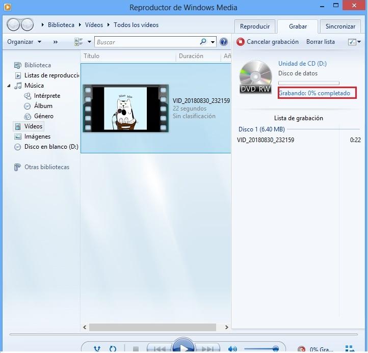 Come masterizzare un film su un DVD-RW con o senza programmi su Windows o Mac? Guida passo passo 5