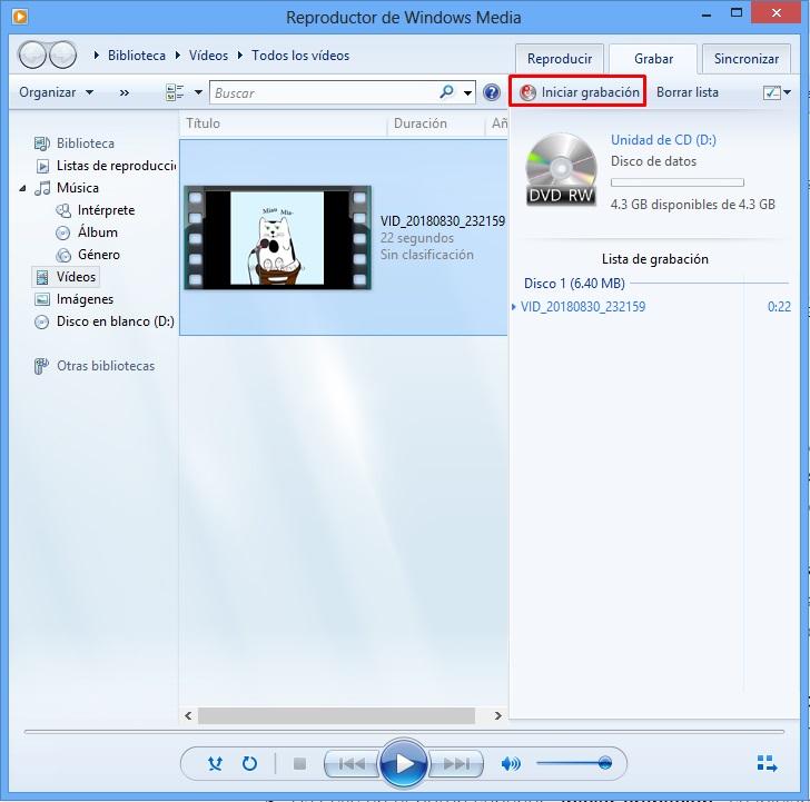 Come masterizzare un film su un DVD-RW con o senza programmi su Windows o Mac? Guida passo passo 4