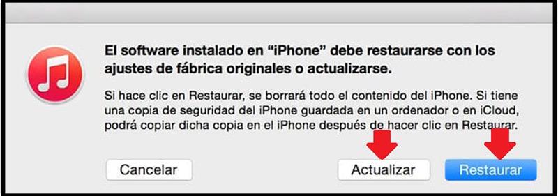 Come mettere un iPhone o iPad in modalità DFU o di ripristino? Guida passo passo 2
