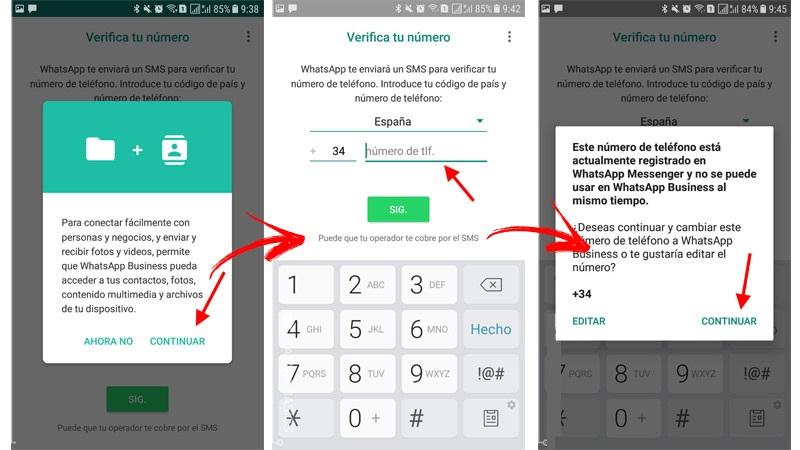 Come creare un account WhatsApp Business? Guida passo passo 6