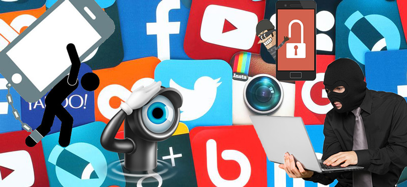Quali pericoli sono dietro l'uso dei social network? Manuale di buona condotta in RRSS 3