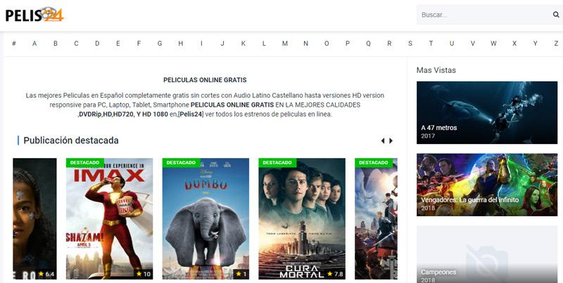 Quali sono i migliori siti Web di film per guardare film e serie online gratuitamente? Elenco 2019 5