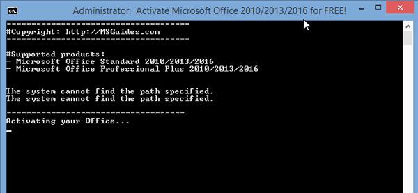 Come attivare Microsoft Office 2016 in modo facile e veloce? Guida passo passo 10