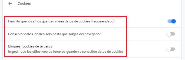 Come abilitare o disabilitare i cookie da tutti i browser? Guida passo passo 5