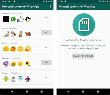 Quali sono i migliori pacchetti di adesivi per WhatsApp Messenger da scaricare gratuitamente su Android? Elenco 2019 33