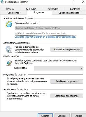 Opzioni Internet in Windows 10, 8 e 7: a cosa servono ea cosa servono? 6