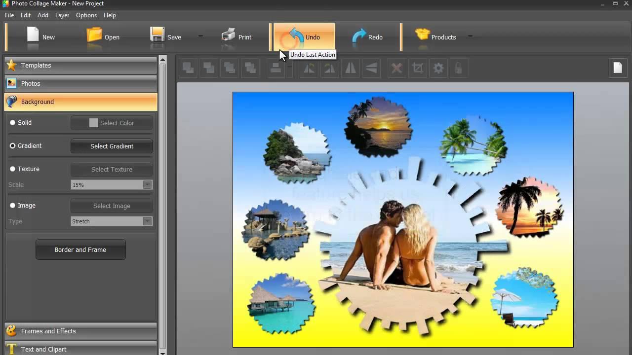 Scarica Photo Collage Creator 1