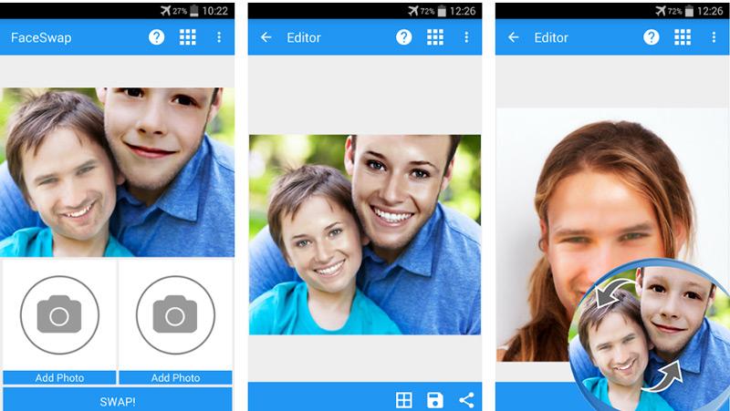 Quali sono le migliori applicazioni per cambiare volto su Android e iOS? Elenco 2019 9