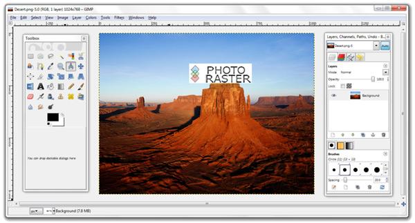 Quali sono le migliori alternative gratuite di Adobe Photoshop per la modifica delle foto? Elenco 2019 6
