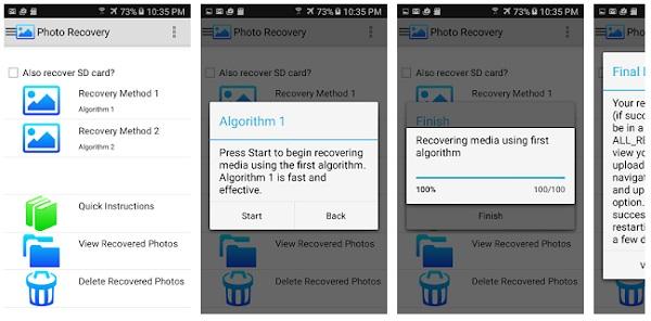 Quali sono le migliori applicazioni per recuperare file cancellati su Android e iPhone? Elenco 2019 19