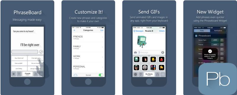 Quali sono le migliori app per tastiera per iPhone e iPad gratuitamente ea pagamento? Elenco 2019 1