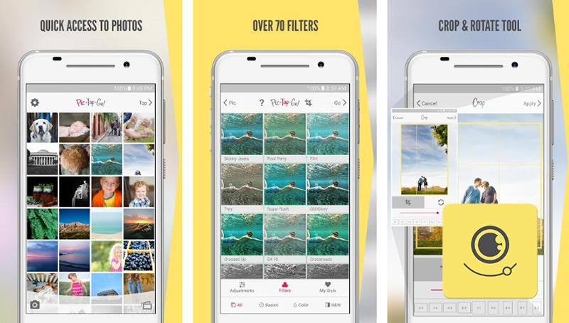Quali sono le migliori applicazioni per modificare foto come Tumblr gratuitamente? Elenco 2019 15