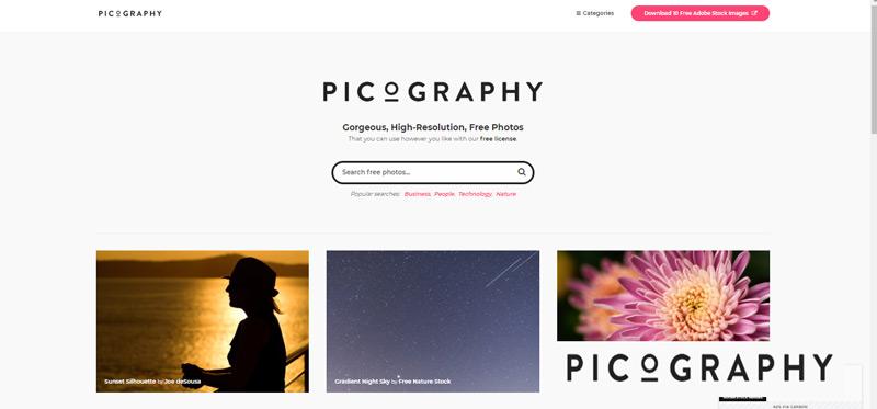 Quali sono i migliori siti Web per scaricare foto gratuite? Elenco 2019 12