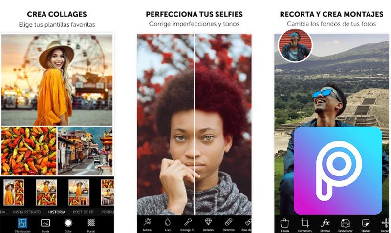Quali sono le migliori applicazioni per modificare foto come Tumblr gratuitamente? Elenco 2019 12