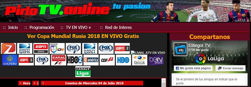 RojaDirecta chiude Quali alternative per guardare il calcio online gratis sono ancora aperte? Elenco 2019 7