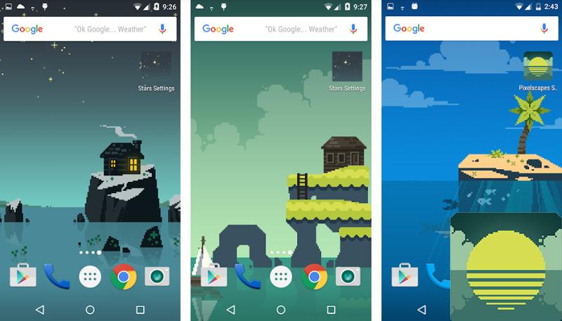 Quali sono le migliori applicazioni per utilizzare sfondi animati sul tuo dispositivo mobile Android e iOS? Elenco 2019 8