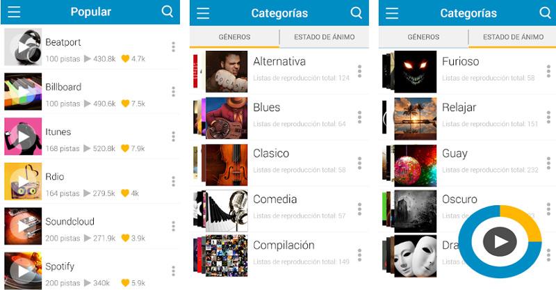 Quali sono le migliori applicazioni per scaricare musica MP3 gratuita su telefoni Android? Elenco 2019 29