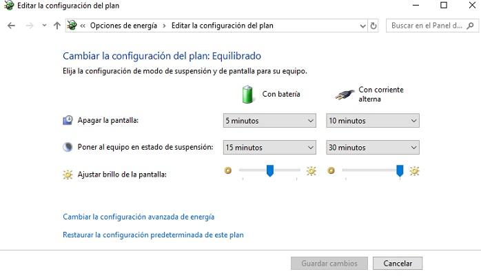 Come disabilitare il risparmio energetico in Windows 10 e configurarlo correttamente? Guida passo passo 4