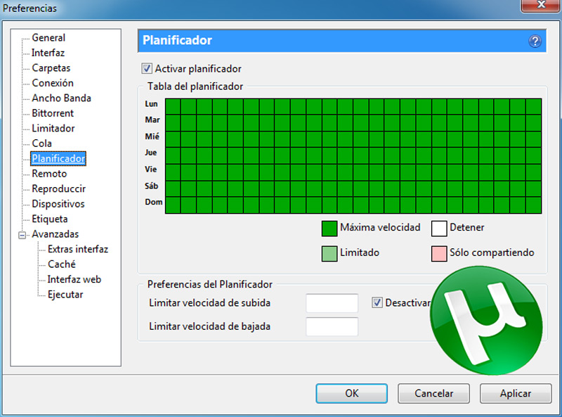 Come configurare uTorrent per il download più veloce correttamente? Guida passo passo 12