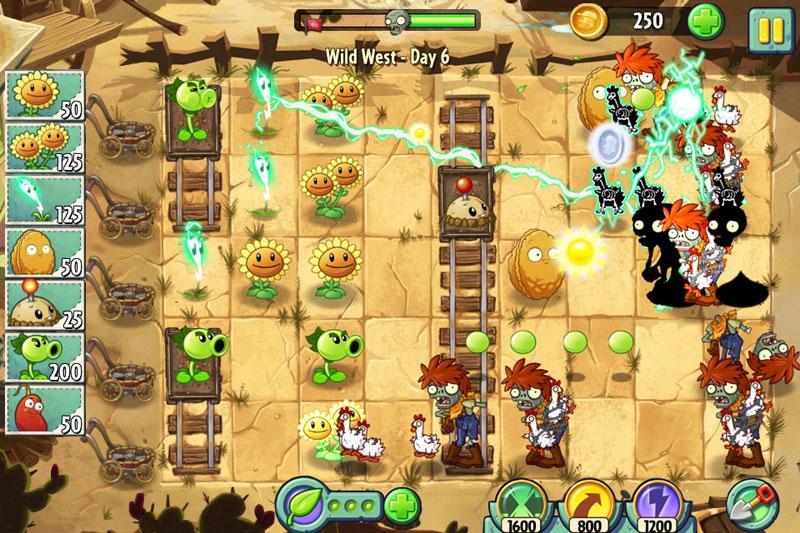 L'analisi più completa di Plants vs Zombies 2 4