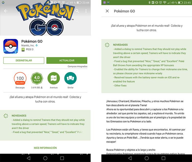Pokémon Go si è fermato: semplici suggerimenti per risolverlo 3